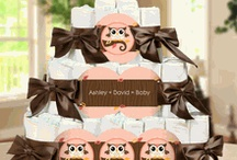 Baby Shower and gifts ideas / by Debbie Hunt