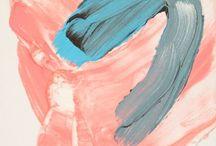brush strokes / by jessica colaluca