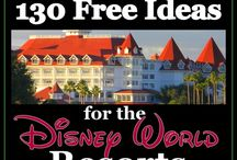 Take me to Disney! / Our future family vacation planning! / by Natalie Parham
