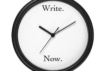 to write / reminders, prompts, wisdom, examples. because writers write. / by Rowena Murillo