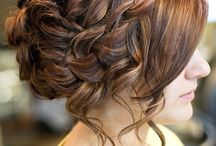 Up styles / by Jessica Hogan- Kelley