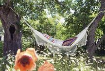 Places I'd love to relax! / by Amy Hawkins