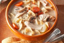 Soup Recipes / by Chelsie Ness