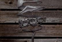 Scott Szloch Ironworks / by matthew mikulsky