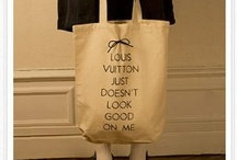 Ecobags / by Luciana Pompeo Caron
