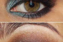 makeup / by Allison VanderHorst