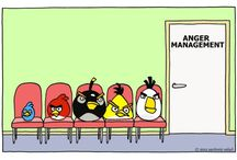 Angry Birds / by Deanne Doherty