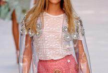 Coups de coeur de la Fashion Week SS14 / by Cosmopolitan France