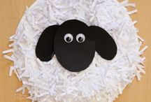 Paper plate crafts / by Courtney Whisman