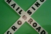 Trains / by Janice Mccarroll