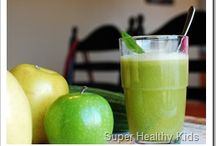 Green Foods / by Super Healthy Kids