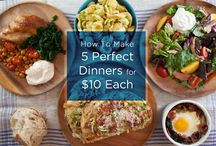 Easy Dinners  / by Xuan-Lise Coulombe-Quach
