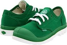 Green Sneakers / by Street Moda