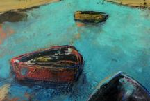 Art on Cape Cod / We are blessed to have many art galleries on the Cape.  / by Captain Freeman Inn