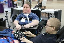 People We've Helped / This is why the AbleGamers Charity does what it does. / by AbleGamers Charity