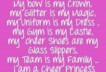 Cheerleading / by Gail Greening