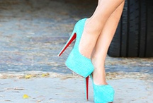 Shoes...it's gotta be the shoes / by Karen Riley-Belle (Bella Events by Kay)