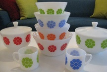 Dishes - Pyrex / by Rinnie Hunt Henry