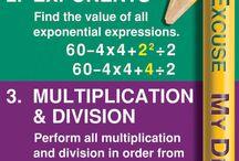 Mathematics / by ClassFlow
