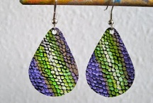 WIRE JEWELRY & ART / by Handcrafted by Janet