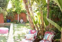 Outdoor Spaces / by Allyson Howard