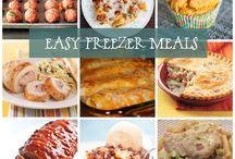Freezer Meals / by Ashley Morrison