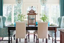 Dining Rooms / by Kris @ Driven by Decor