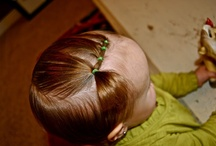 Baby Girl Hair / by Kelly Johnson