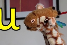 Phonics with Geraldine / Learn along with Geraldine the Giraffe! Introduce letter sounds with this set of engaging phonics videos / by TES Teaching Resources