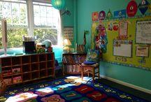 Classroom ideas / by Chrissy Amaral