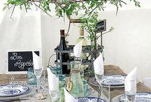 Table Settings / by Diane Osborne