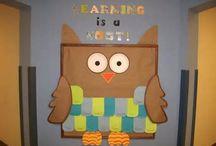 Owl Classroom / by Korryn Phillips