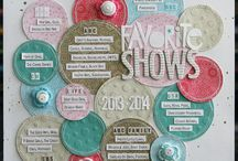 No Photo Layouts / just journaling and embellishment / by Jenny Powers