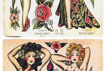 SAILOR JERRY / by Betty O