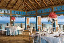 Mon Mariage plage / beach wedding / by Amandine GRYSON