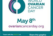 World Ovarian Cancer Day 2014 / We all have women in our lives who we love and cherish: our mothers, our daughters, our sisters, our friends. Every woman in the world is at risk of developing ovarian cancer, the most serious gynecologic cancer. World Ovarian Cancer Day provides an opportunity each year to raise the profile of this disease which takes the lives of (insert annual number of deaths) internationally. Join us in this global movement to ensure all the women we love know about ovarian cancer. / by World Ovarian Cancer Day