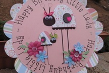 Papercrafts and cards-birthday / by Lori Wintrow
