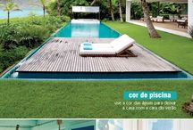 Outdoor/patio/pool / by winifred Andre