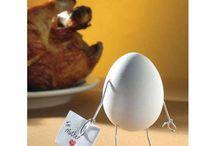 Eggs / by Irene Kimmel