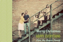 Graphics/cards / Birth announcement - Christmas card - Other - Inspiration. / by Maria Cain
