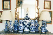 Design~ Blue and White / by Henry W. Powell