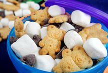 snacks / by Lara Bennett