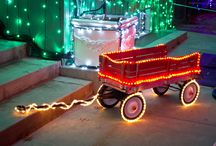 LED Christmas Lights / LED Christmas Lights can be used in so many different ways! They don't only have to be used during Christmas! #LED #ChristmasLights / by 1000Bulbs.com