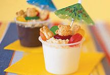 Kids Party Food and Decorations / by Jennifer Nelson Burror