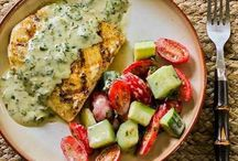Fish Recipes / by Britni Whittington