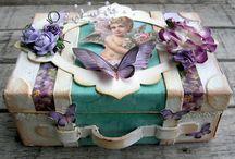 Paper Crafting/Hybrid / by Linda Vich