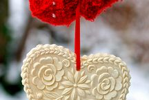 Hearts / by Clarinda Nunez