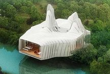 Contemporary Tropical / Every house Contain a Dream... / by Roberto Portolese