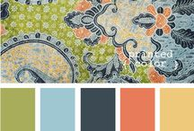 Colours / by Electric Landlady