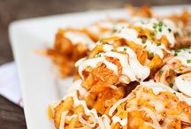 Buffalo Chicken Everything / how many different ways can I make this? / by Jackie Beam